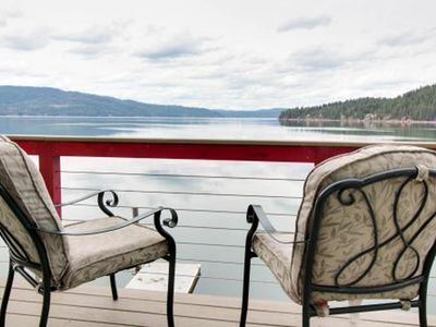 Photo for The Bayview Cottage - Cozy Lakeside Rental For Your Idaho Adventure