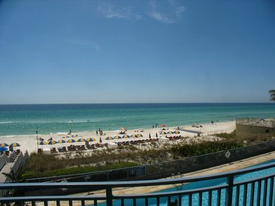 Photo for Sterling Breeze, unit 202 - 3 bedroom 2 bath with beach service