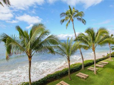 Photo for Mahana 306 - 1BD / 1BA - OCEANFRONT