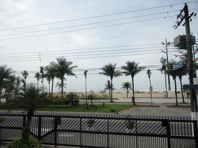 Photo for APTO 2 DORM (1suite) - FOOT IN THE SAND - SEA VIEW - 1 VACANCY - WIFI - 86 mts