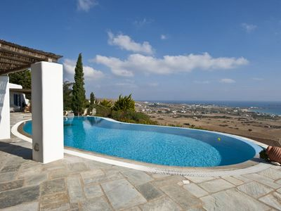 Photo for Agnanti Villa - Paros Island
