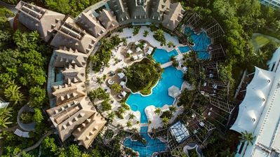 Photo for Mayan Palace, Riviera Maya- A Gorgeous 2 Bedroom Suite