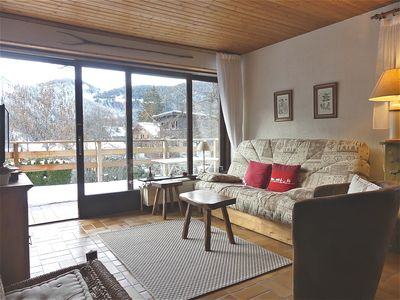 Photo for Sarto 1 - Flat in chalet 2 rooms for 4 people