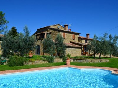 Photo for beautiful holidayhome located at a short distance from the small village of Ciggiano