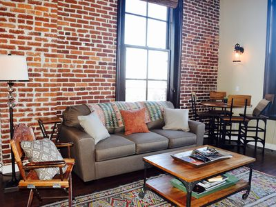 Photo for Upscale Condo with Amazing River View in The Heart of Downtown Nashville!