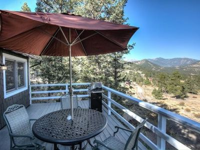 Photo for Secluded with Fantastic Mountain Views