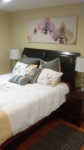 Photo for Private Studio Nr. San Francisco & SFO Queen Bed Kitchen Jacuzzi laundry