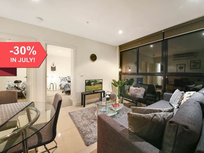 Photo for A Cozy 2BR CBD Apartment Near Bourke St Mall