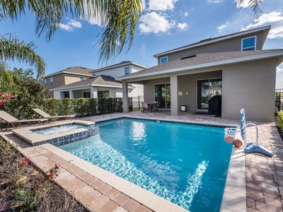 Photo for Gorgeous Disney Vacation Home - The best Clubhouse -5 minutes from Disney Area