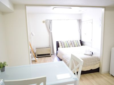 Photo for SP 18 / Odori Park, Susukino walking distance!5 minutes on foot of the subway!Up to 4 people