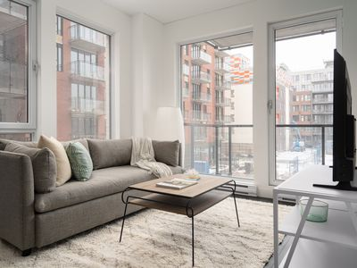 Photo for Airy 1BR in Griffintown Floor #3 by Sonder