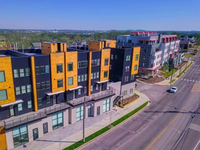 Photo for Rooftop Townhome Walk to Music Row, Gulch, Belmont
