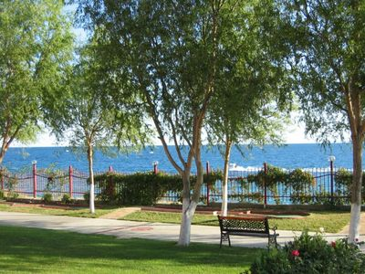Photo for Fort Noks, Marina View, 2 Bed, 2 Bath, Air Con, Sea View