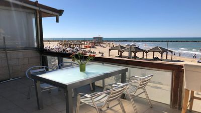 Photo for An Authentic Family Beach Villa- Prime Locatiom Tel-Aviv