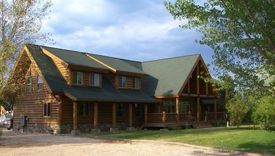 Photo for Papa Bear Lodge for Large Groups--up to 50 people