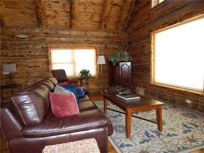 Photo for Lindig Lodge: 3 BR / 4 BA private home in Tabernash, Sleeps 11