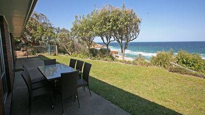 Photo for Allambie - Luxury home perched above Beares Beach with own beach access -Bun47