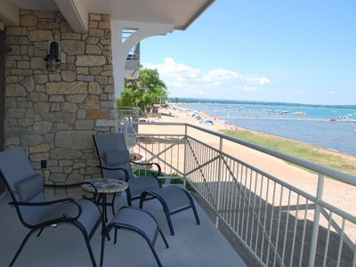 Photo for The Finest Suite on East Grand Traverse Bay at Peninsula Bay Resort!