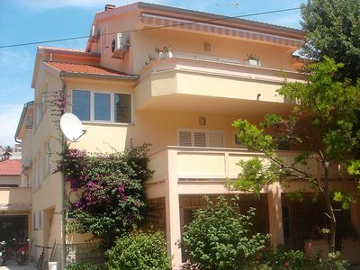 Photo for 2BR Apartment Vacation Rental in Rab, Kvarner Bucht