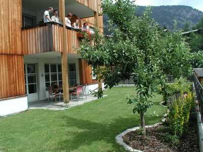 Photo for Quietly located, well maintained and modern holiday residence on the first floor