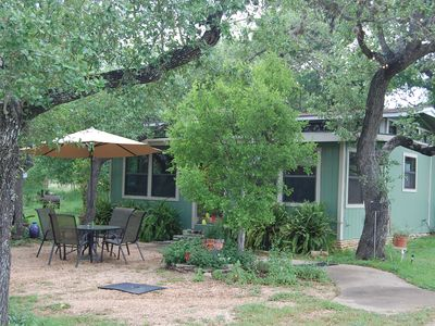 Photo for Cozy Hill Country Cabin in San Marcos, Texas