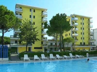Photo for Apartment Costa del Sol  in Lido di Jesolo, Veneto - 4 persons, 1 bedroom