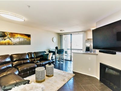 Photo for 1BR Condo Vacation Rental in Hollywood, California