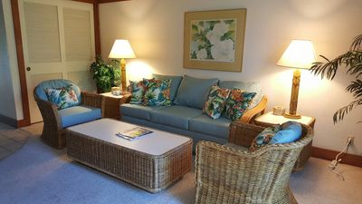 Photo for One-Bedroom Condominium at Kiahuna Plantation, Ocean-Front Property, Poipu Kauai