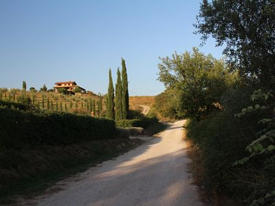 Photo for MAREMMA THAT VIEWS! OASIS OF PEACE AND RELAXATION IN THE COUNTRYSIDE