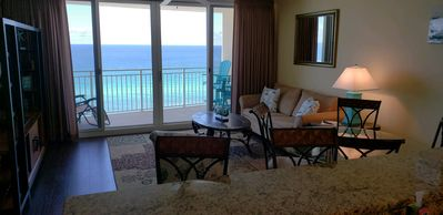 Photo for NEW LISTING! Gorgeously Decorated Oceanfront Condo at Emerald Beach Resort.