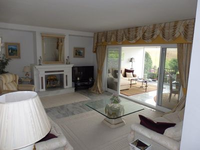 Photo for Stunning very spacious townhouse in immaculately maintained golf complex