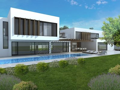 Photo for New from 2019 in Bale: Fantastic luxury villa with indoor and outdoor pool