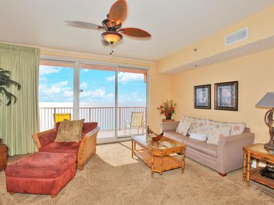Photo for Direct Beachfront * POOL, HOT TUB , BEACH & MORE! SUPER FUN - LETS GO!
