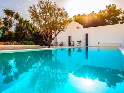Photo for Modern Holiday Home in Cornino with Pool
