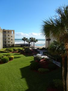 Photo for STUNNING! RENOVATED 2BED/2BATH BEACHFRONT LOCATION CLOSE TO SHOPS AND RESTAURANT