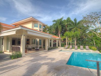 Photo for Perfect and stunning space to relax and enjoy the pool and the golf course