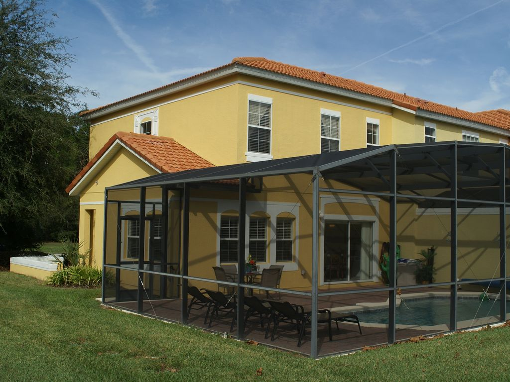 Vacation Townhouse In Encantada Kissimmee Vrbo