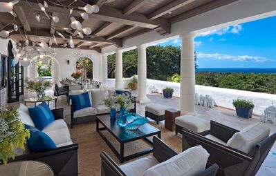 10 bedroom luxury Villa with private pool located within the Sandy Lane Estate Barbados