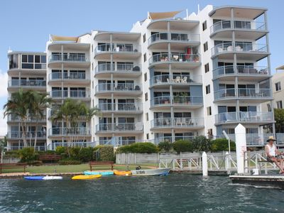 Photo for PENTHOUSE STAR -3 bedroom waterfront