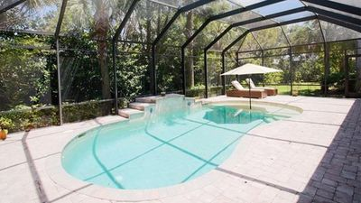 Photo for Luxurious Modern Home 4 BR 2.5 BTh Private Heated  Pool - Spectacular - Gated -