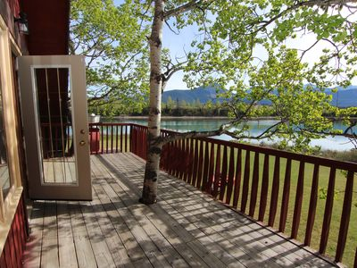 Photo for 4 Bedroom Kananaskis Ranch on Bow River | BBQ, Balcony + Billiards
