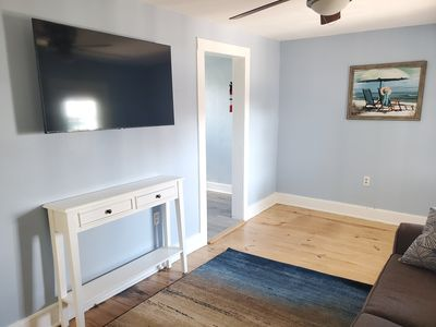 Photo for Newly Renovated Apartment Downtown 2 Blocks from Beach&Boardwalk!