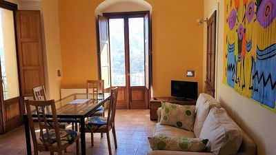 Photo for Apartment in the center of Tropea with Air conditioning (673401)