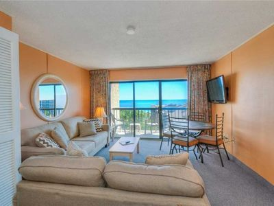 Photo for GREAT LOCATION! Gorgeous Ocean Front View!