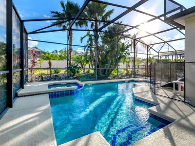 Photo for Luxury Designed Highlands Reserve Golf Pool Villa With Spa and Games Room