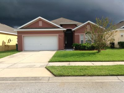 Photo for Stunning Spacious 4br Kissimmee/orlando Villa W/private Pool And Whirlpool Spa