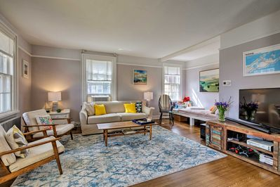 Escape the city with this charming 3-bedroom, 1.5-bath Greenport vacation rental