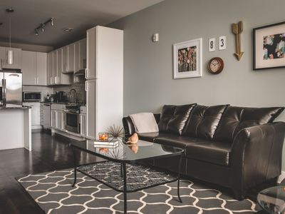 Photo for RELAXING 1BR APT IN DILWORTH, VERY NEAR HOSPITAL