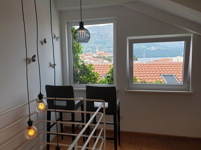 Photo for Apartment Keti spacious apartment in the center of Korcula town with sea view