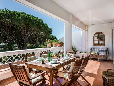Photo for Spacious and Contemporary Apartment in Vale do Lobo